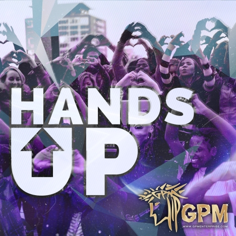 GPM-Hands Up Flyer